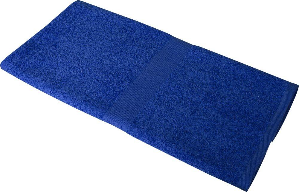 Полотенце махровое Medium, синее
