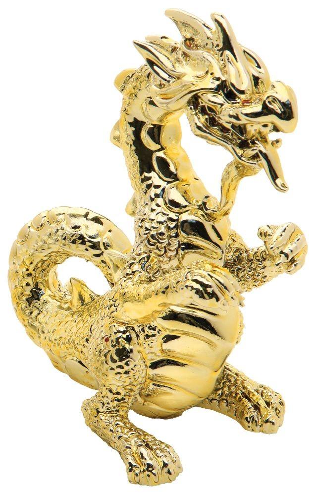 Статуэтка «Золотой дракон»