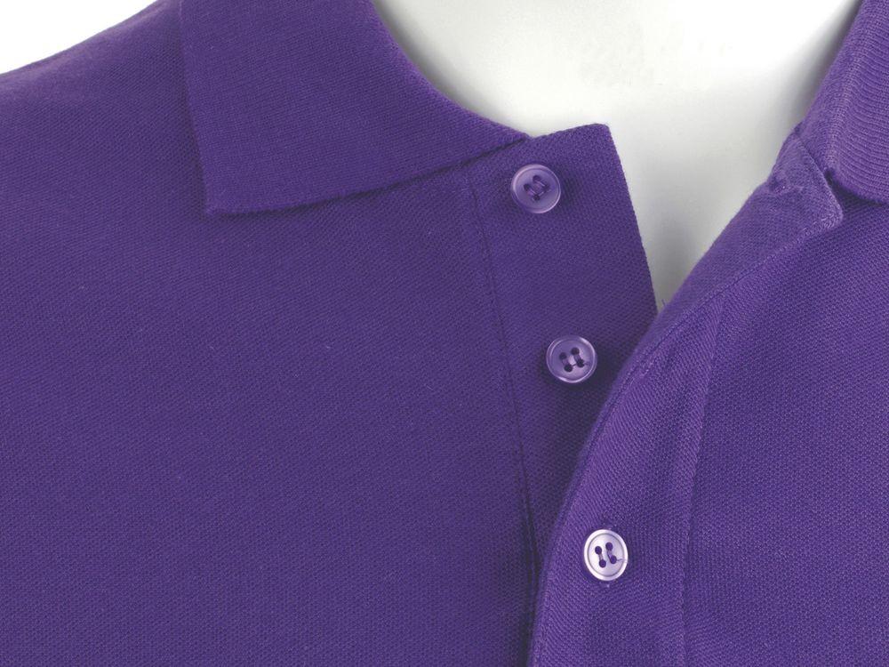 Рубашка поло мужская SPRING 210, светлый меланж