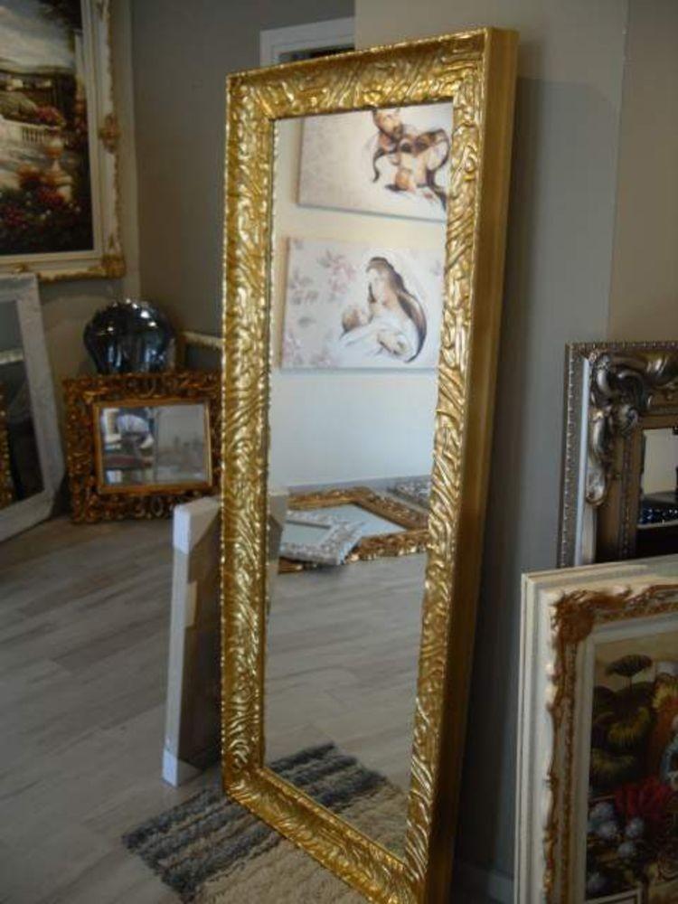 Зеркало Classic, в золотистой раме