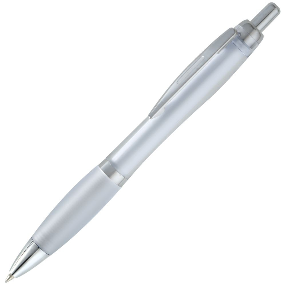 Ручка шариковая Venus, белая