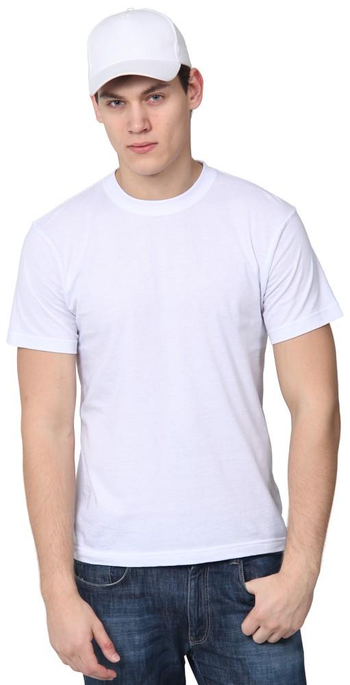 Футболка T-bolka 140, белая